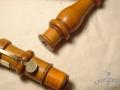 Crone oboe after renovations - details
