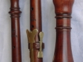 Fridrich tenore oboe after renovation and reconstruction of bell